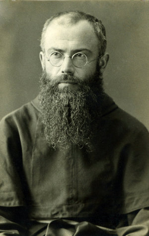 Maximilian Kolbe in Japan